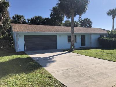 Flagler Beach Single Family Home For Sale: 612 N Flagler Avenue