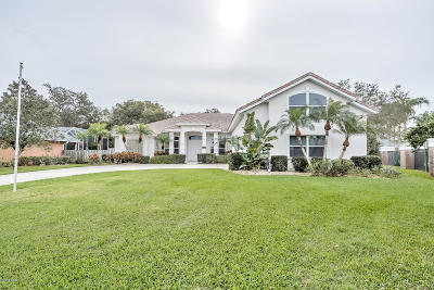 Pelican Bay, Ashton Lakes, Cypress Head, Sabal Creek, Sanctuary On Spruce Creek, Spruce Creek Fly In, Villages Of Royal Palm, Waters Edge Single Family Home For Sale: 6121 Oxbow Bend Lane