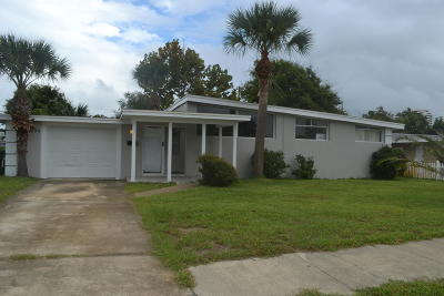 Volusia County Rental For Rent: 1284 Bel Aire Drive