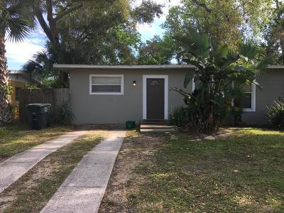 Daytona Beach Single Family Home For Sale: 1035 Hampton Road