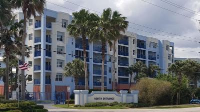 New Smyrna Beach Condo/Townhouse For Sale: 5300 S Atlantic Avenue #2603