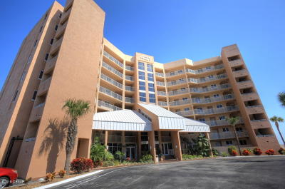 New Smyrna Beach Condo/Townhouse For Sale: 421 S Atlantic Avenue #507