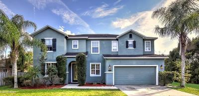 Deland  Single Family Home For Sale: 1306 Pup Fish Lane