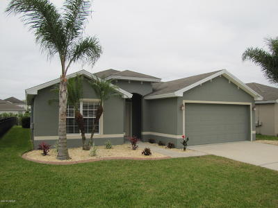 Port Orange Single Family Home For Sale: 5348 Cordgrass Bend Lane