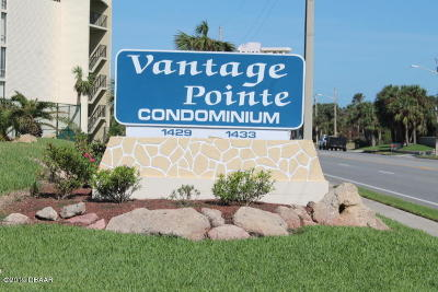 Volusia County Rental For Rent: 1429 N Atlantic Avenue #133