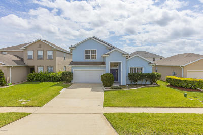 Port Orange Single Family Home For Sale: 1924 Cove Point Road