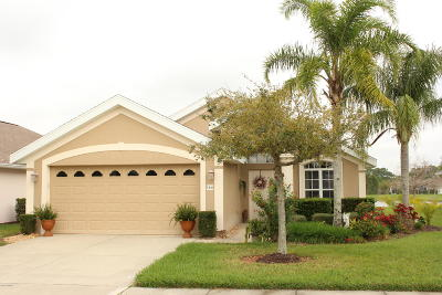 Pelican Bay, Ashton Lakes, Cypress Head, Sabal Creek, Sanctuary On Spruce Creek, Spruce Creek Fly In, Villages Of Royal Palm, Waters Edge Single Family Home For Sale: 5430 Canna Court