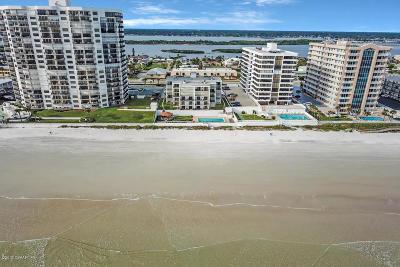 Daytona Beach Shores Condo/Townhouse For Sale: 3747 S Atlantic Avenue #206