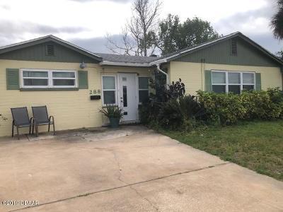 Volusia County Rental For Rent: 288 Boylston Avenue