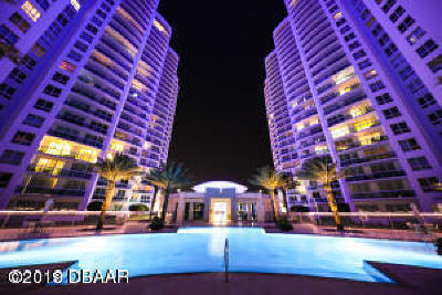 Volusia County Rental For Rent: 241 Riverside Drive #2604