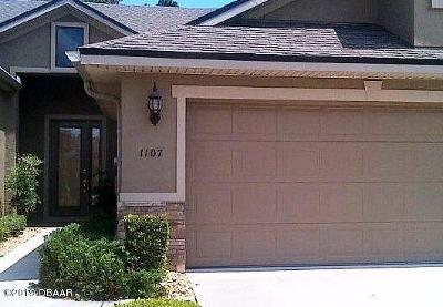 Volusia County Rental For Rent: 1107 Hansberry Court