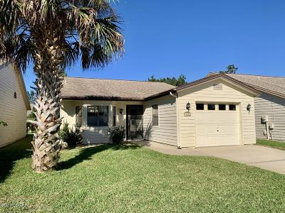 New Smyrna Beach Single Family Home For Sale: 788 Pine Shores Circle
