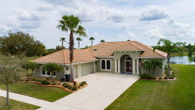 Venetian Bay Single Family Home For Sale: 3550 Maribella Drive