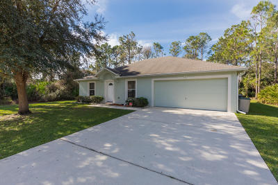 Palm Coast Single Family Home For Sale: 3 Selwyn Place