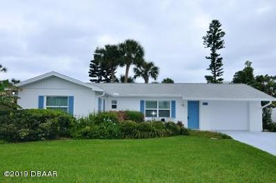 Port Orange Single Family Home For Sale: 4109 S Peninsula Drive