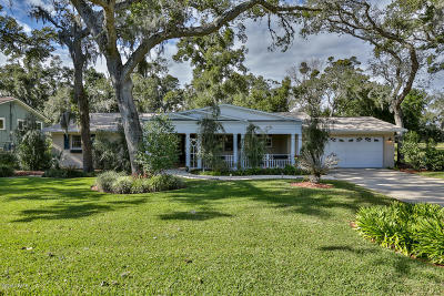 Ormond Beach Single Family Home For Sale: 47 S St Andrews Drive
