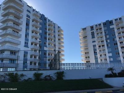 Daytona Beach Condo/Townhouse For Sale: 925 N Halifax Avenue #804