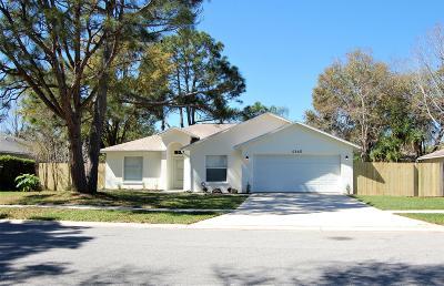 Port Orange Single Family Home For Sale: 4660 S Moon Trail