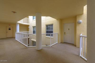 Ponce Inlet Condo/Townhouse For Sale: 4650 Links Village Drive #A605