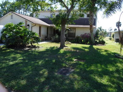 Daytona Beach Single Family Home For Sale: 120 Grebe Court