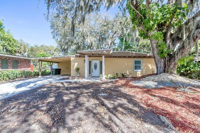 Daytona Beach Single Family Home For Sale: 433 Lockhart Street