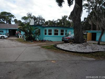 Port Orange Single Family Home For Sale: 5797 S Ridgewood Avenue