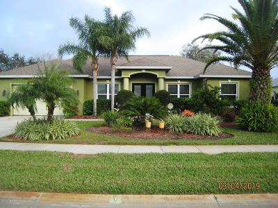 Port Orange Single Family Home For Sale: 611 Renner Road