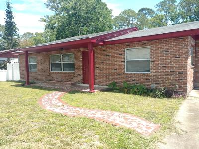 Holly Hill Single Family Home For Sale: 553 Peacock Road