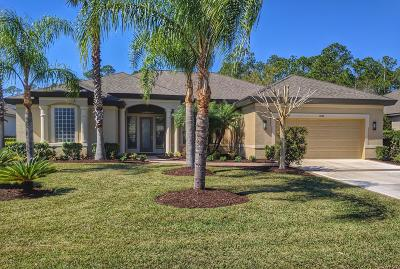 Ormond Beach Single Family Home For Sale: 1023 Stone Lake Drive