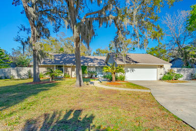 Ormond Beach Single Family Home For Sale: 1415 N Beach Street