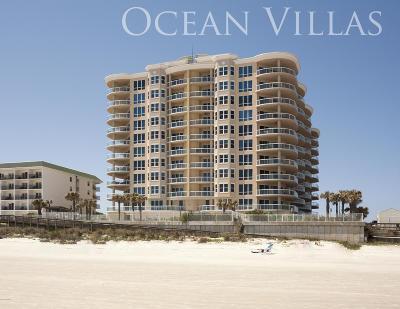 Daytona Beach Shores Condo/Townhouse For Sale: 3703 S Atlantic Avenue #507