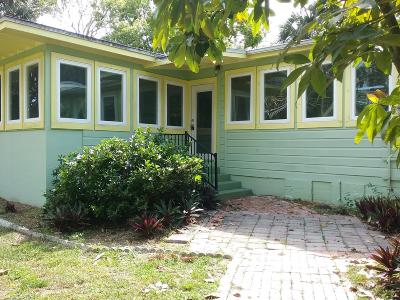 Volusia County Rental For Rent: 912 N Halifax Drive