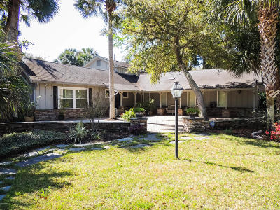 Ormond Beach Single Family Home For Sale: 1108 Shockney Drive