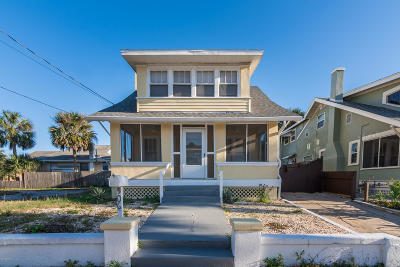 Daytona Beach Single Family Home For Sale: 506 5th Avenue