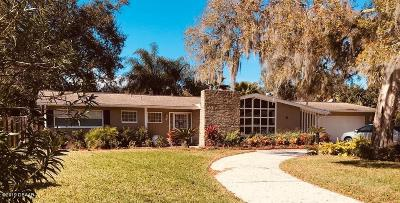 Ormond Beach Single Family Home For Sale: 6 Pine Valley Circle