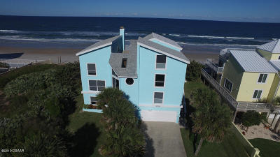 New Smyrna Beach Single Family Home For Sale: 5579 S Atlantic Avenue