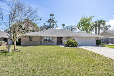 Ormond Beach Single Family Home For Sale: 8 Fernery Trail