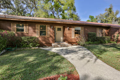 Port Orange Single Family Home For Sale: 711 Freda Lane