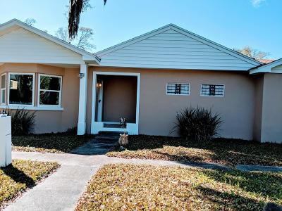 Ormond Beach Single Family Home For Sale: 380 Coquina Avenue