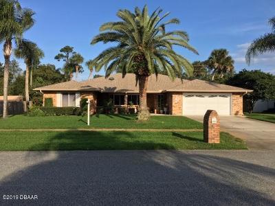 Port Orange Single Family Home For Sale: 809 Chickadee Drive