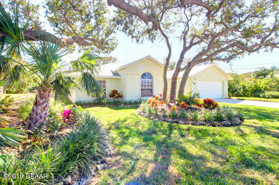 Ponce Inlet Single Family Home For Sale: 99 Maura Terrace