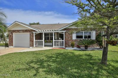 Port Orange Single Family Home For Sale: 3449 Shamrock Drive