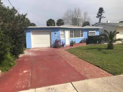 Daytona Beach Single Family Home For Sale: 341 Euclid Avenue