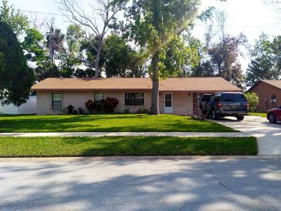 South Daytona Single Family Home For Sale: 775 Bennett Road
