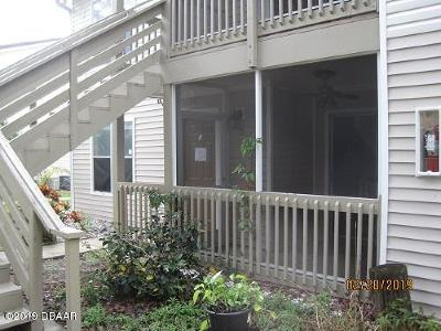 Volusia County Condo/Townhouse For Sale: 1600 Big Tree Road #T3