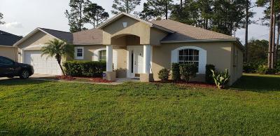 Palm Coast Single Family Home For Sale: 2 Reinhardt Lane