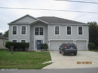 Palm Coast Attached For Sale: 11 London Drive