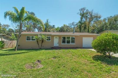 Ormond Beach Single Family Home For Sale: 48 Hernandez Avenue