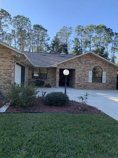 Palm Coast Single Family Home For Sale: 16 Winchester Place