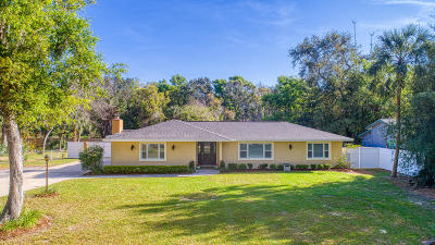 Ormond Beach Single Family Home For Sale: 43 N St Andrews Drive